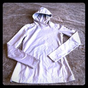 EUC UA fitted coldgear Coupe hoodie. Beautiful
